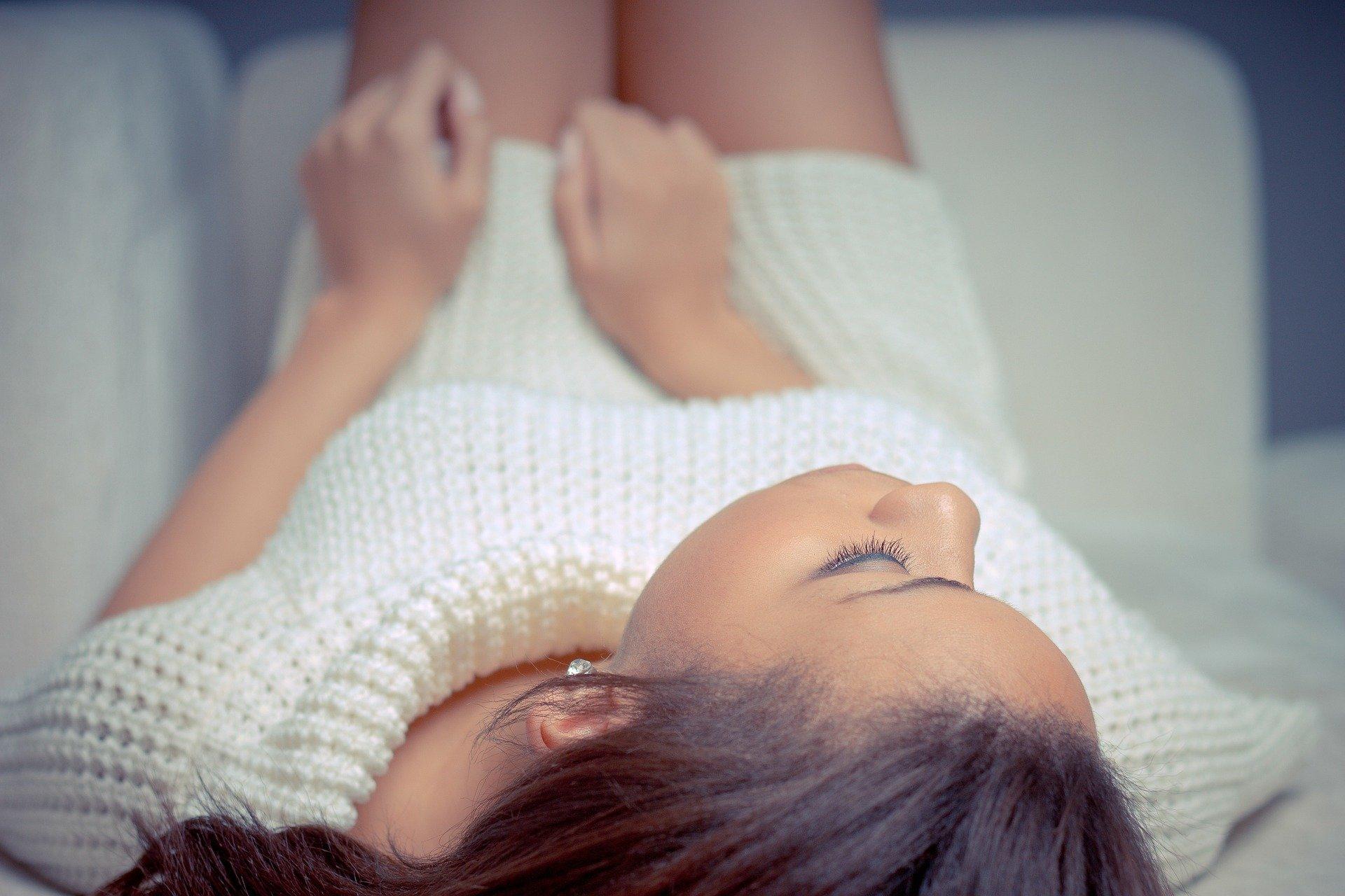 Ciclo mestruale e seno ingrossato